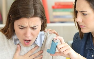 Take a Deep Breath:  4 Myths about Asthma