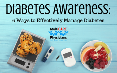 Diabetes Awareness: 6 Ways to effectively Manage Diabetes