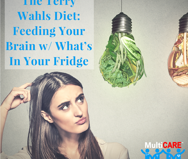 The Terry Wahls Diet: How to Feed Your Brain w/ What's In Your Fridge