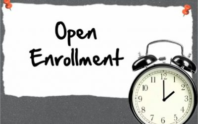 Open Enrollment for 2018 Health Care Coverage