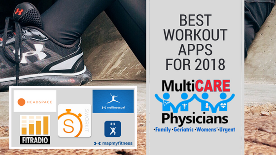 Track Your Progress: Here Are 5 of The Best Workout Apps for 2018